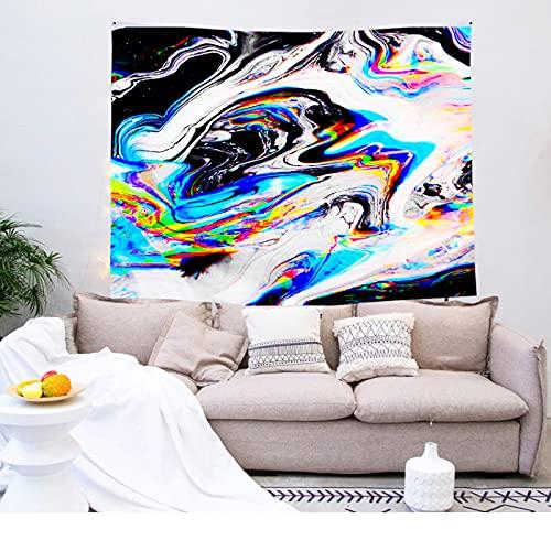 NTtie Tapiz De Tapices para La Sala De Estar Dormitorio Impresión de tapices Decorativos