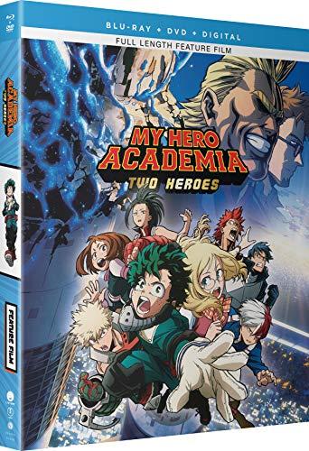 My Hero Academia: Two Heroes [Blu ray] [Blu-ray]
