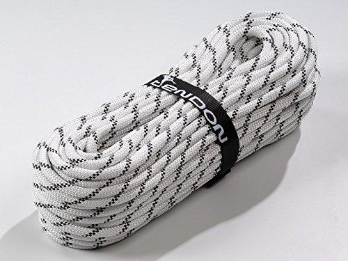 セミスタティックロープ 11mm50 m テンドン ホワイトEN1891 【 ロープアクセス・IRATA基準・高所作業用】