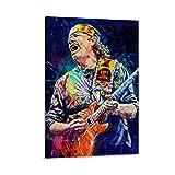 LTGB Santana Art Poster auf Leinwand, Wandkunst,