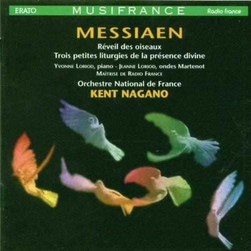 Messiaen - Réveil des oiseaux / Trois Petites Liturgies de la Présence Divine
