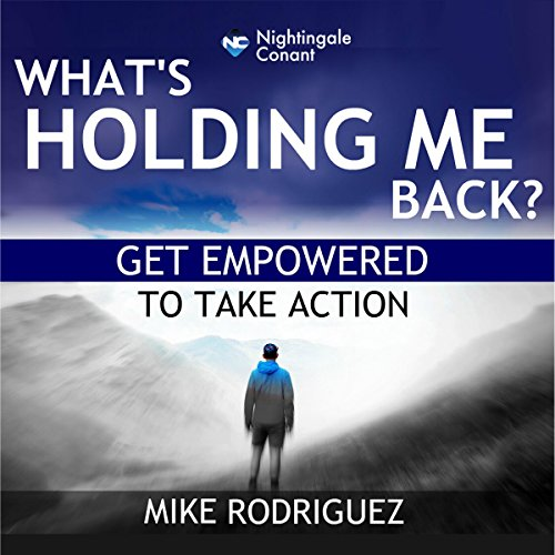 Couverture de What's Holding Me Back?