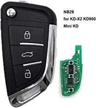 Keyecu Universal Remote NB-Series for KD900 KD900+ KD-X2, KEYDIY Remote for NB29