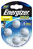 Energizer E301319200 Spezialbatterie / Lithium CR-Typ 2032 4 Stück Chrom