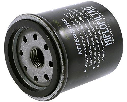 Ölfilter HIFLOFILTRO für Vespa GTS 125 ie Super M45300 2013 15 PS, 11 kw