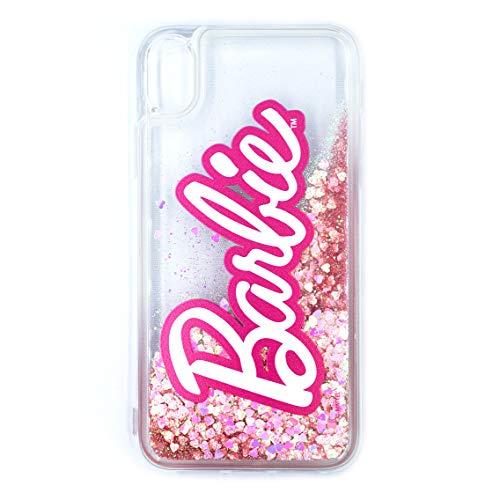 ERT GROUP Funda Original y Oficial de Mattel Barbie para iPhone XR, Carcasa de plástico de Silicona TPU, Protege contra Golpes y arañazos
