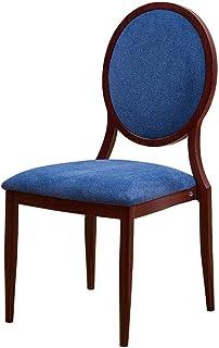 Sillas de la cocina del hogar de la sala de sillas Con Respaldos creativo moderno restaurante heces acogedor estilo nórdico multifuncional Cafe mesa y sillas adapta for el postre tienda de tienda de t