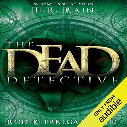 The Dead Detective cover art