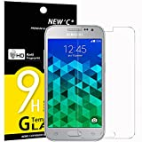 NEW'C Lot de 3, Verre Trempé pour Samsung Galaxy Core Prime, Film Protection écran...