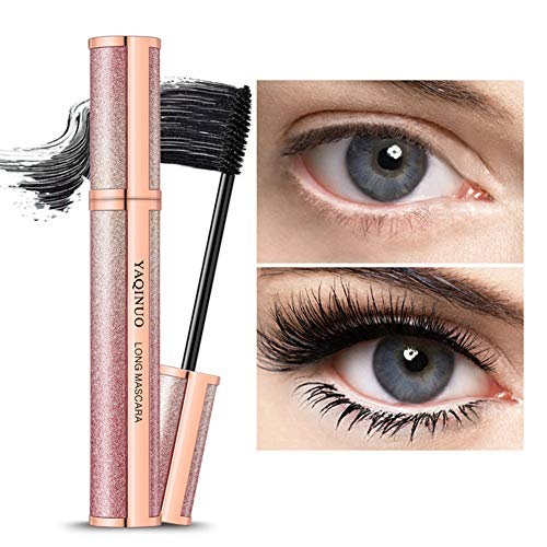 ColorfulLaVie 4D Star Sky Mascara, Wasserfeste, Schweißfeste Curling Mascara, Definiert und Stärkt Ihre Wimpern