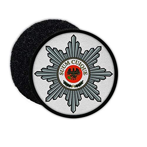 Patch Feldjäger Gardestern Preußen Suum Cuique MP Bundeswehr Militär #30025