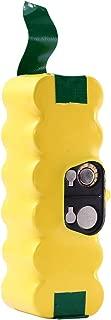 Hochstern ルンババッテリー ルンバ用バッテリー 4500mAh 超長期間稼動 ルンババッテリー500 600 700 800シリーズ対応 ルンバ14.4vバッテリー ニッケル水素 掃除機交換用バッテリー 1年保証付き
