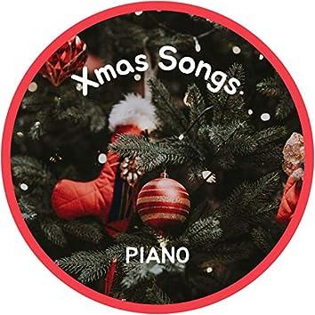 Xmas Songs Piano: Christmas Piano Music & Traditional Christmas Songs