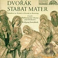F ドヴォルザーク:スターバト・マーテル作品58 (2CD) / DVORAK/Stabat Mater