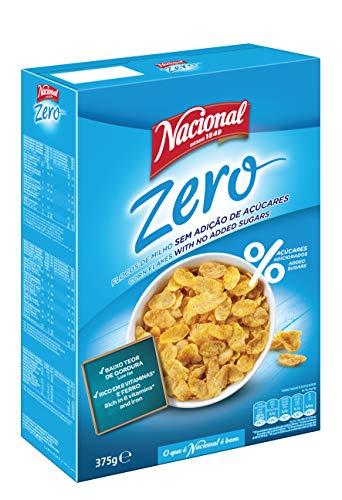 Nacional Desde 1849 Cornflakes Zero 380 G, Maíz