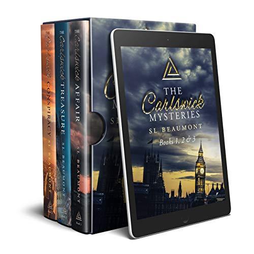 The Carlswick Mysteries Box-Set: Books 1 - 3