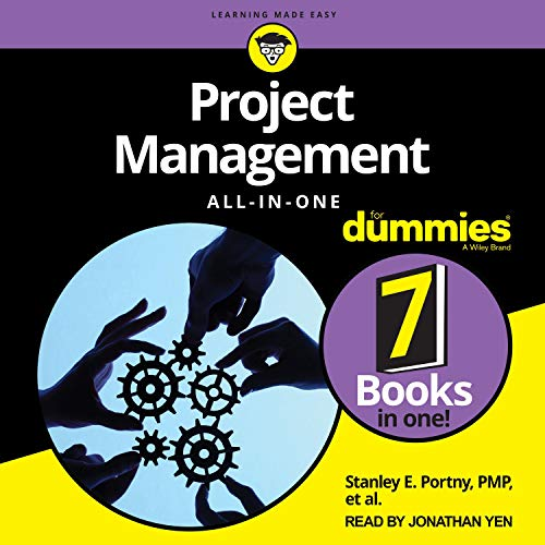 Project Management All-in-One for Dummies cover art