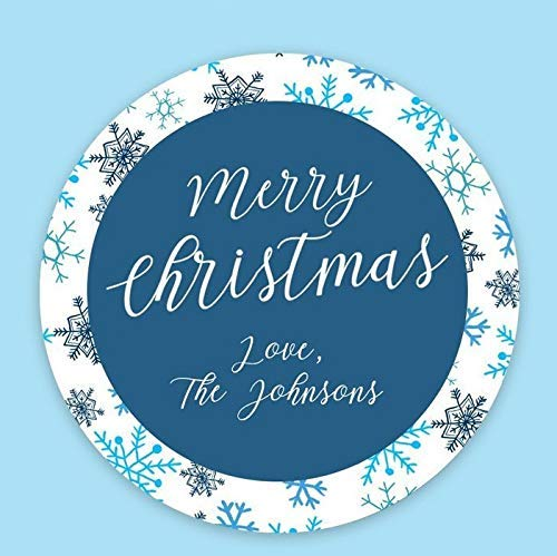 Merry Christmas Popular Stickers - of 1 Max 66% OFF Sheet Favor