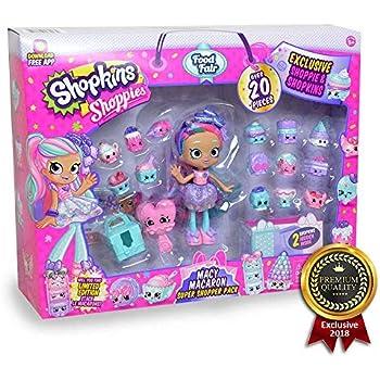 Shopkins Shoppies Macy Macaron Exclusive Supe | Shopkin.Toys - Image 1
