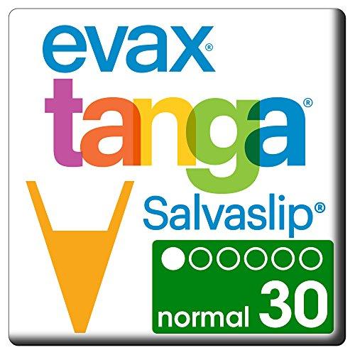 Evax Salvaslip Tanga Protegeslips, 30 unidades