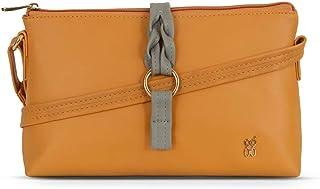 Baggit Spring/Summer '20 Women Sling Ochre Handbag