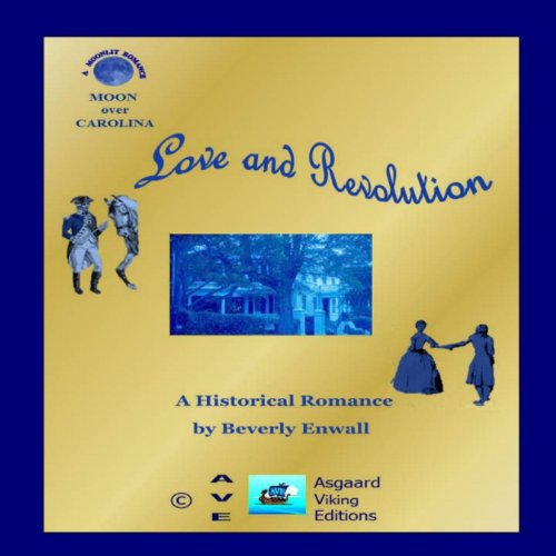 Love and Revolution audiobook cover art