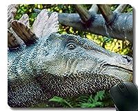 独特な注文のマウスパッドのマウスパッド、巨大な恐竜の恐竜のゴム製マウスパッド