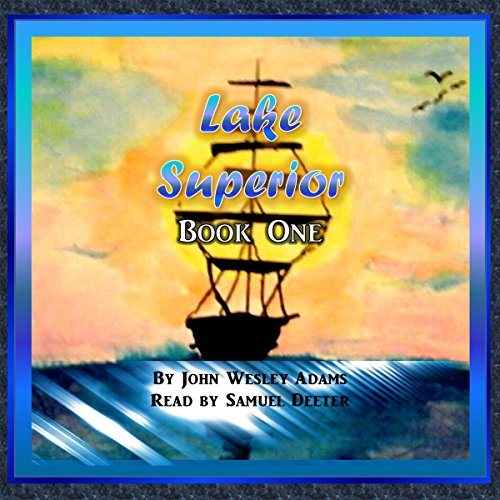 Lake Superior audiobook cover art