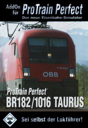 ProTrain Perfect BR182 1016 Taurus [Importación alemana]