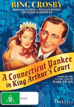 Zeitsprung in die Tafelrunde / A Connecticut Yankee in King Arthur's Court (1989) ( ) [ Australische Import ]