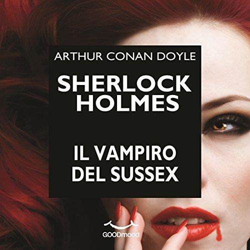 Sherlock Holmes e il vampiro del Sussex copertina
