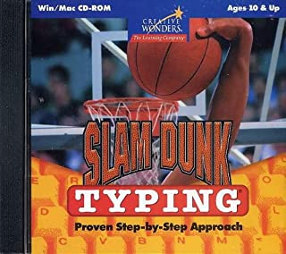 slam dunk typing game