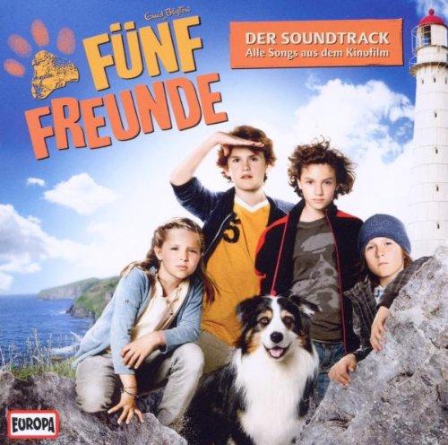 Fünf Freunde - der Soundtrack zum Kinofilm