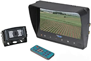 CabCAM Video System; Touch Button (Includes 7 Monitor and 1 Camera)