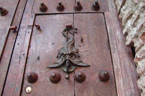 Puertas y Aldabas de Cartagena