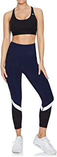Rockwear Activewear Women's Ag Perforated Panel Tight from Size 4-18 for Ankle Grazer Ultra High Bottoms Leggings + Yoga P...