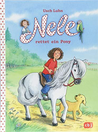 Nele rettet ein Pony (Nele - Die Erzählbände, Band 18)