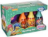 Nickelodeon What Kids Want Shimmer & Shine Bowling Set Toy