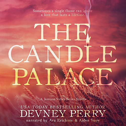 Couverture de The Candle Palace