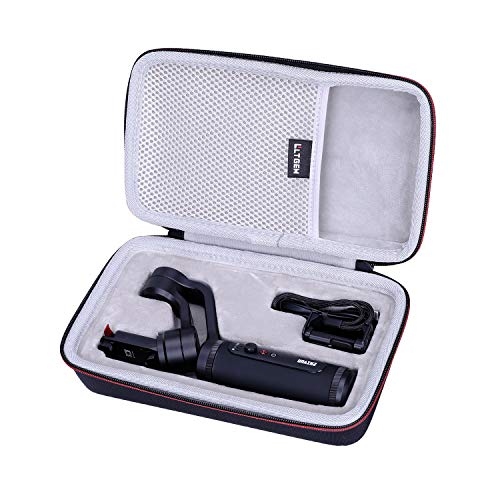 LTGEM Hard Travel Carrying Case for Zhiyun Smooth-Q2 3-axis Smartphones Gimbal Stabilizer