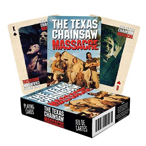 AQUARIUS Juego de Cartas de La Matanza de Texas