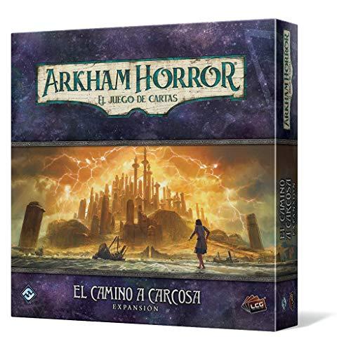 Fantasy Flight Games- Arkham Horror lcg - Camino carcosa