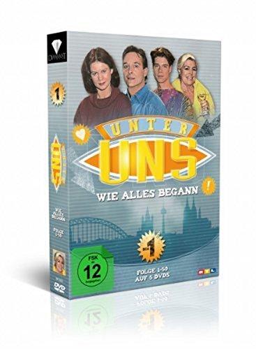 Unter uns - Wie alles begann: Folge 1-50 (5 DVDs)