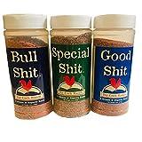Big Cock Ranch All-Purpose Premium Seasoning Special Shit, Bull Shit, and Good Shit