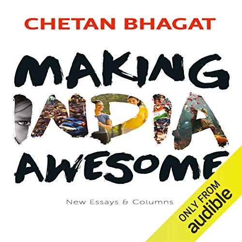 Making India Awesome cover art