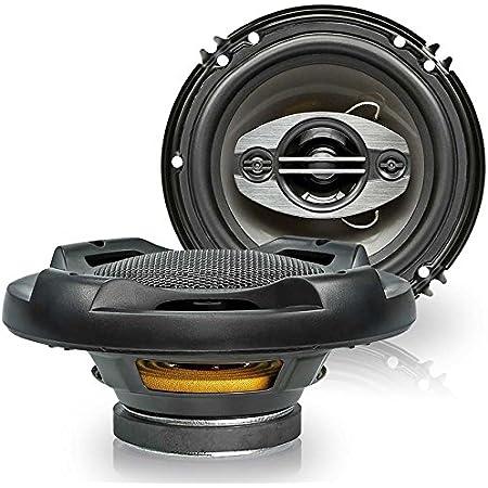 Skoda Fabia 6y 99 07 Audio System Flach Lautsprecher 165mm Kompo Vordere Türen Navigation