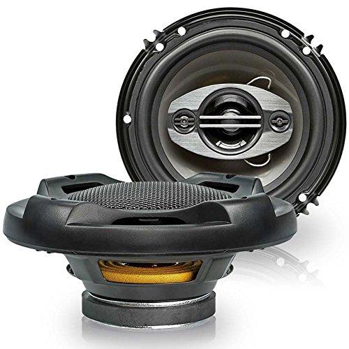 Upgrade Lautsprecher 165mm für Peugeot 307 (01-07) Koax Vordere Türen