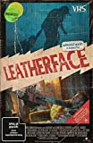 Leatherface (Uncut) - Limited Collector's Edition im VHS-Design (+ DVD)
