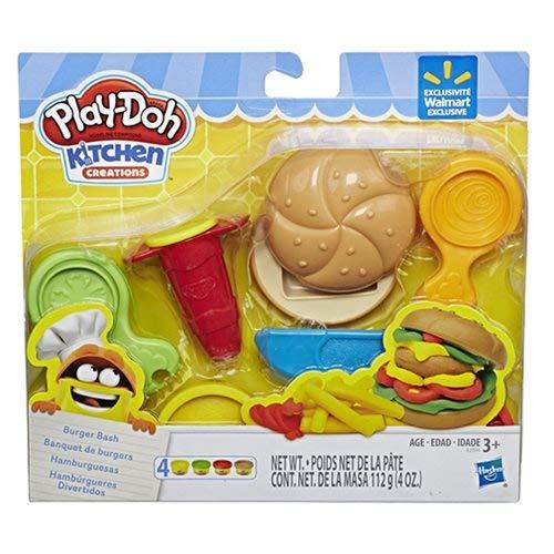 Play-Doh Kitchen Creations Burger Bash