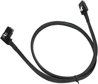 Mini cabo breakout, pequeno, rápido, prático, interface de cabeça plana, fácil, segurança, rigoroso, para discos, servidores,